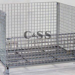 Wire Container Senior Basket 6