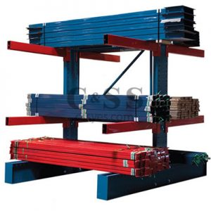 Medium Duty Cantilever Rack 6L
