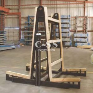 A-Frame Slab Transport Rack 6x6