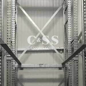 Galvanized Racks for Freezer 6