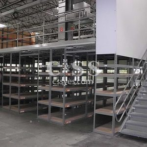 Shelf Supported Mezzanine 6