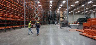 Catwalk Storage Systems Installs