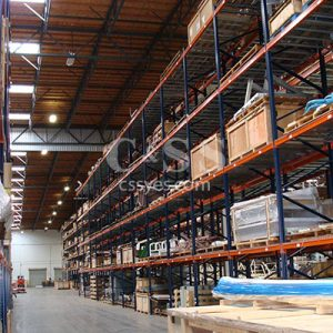 Interlake Mecalux Pallet Rack 6L