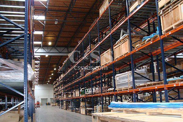 Interlake Mecalux Pallet Rack 6L