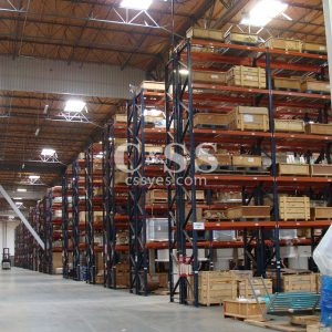 Mecalux Warehouse Pallet Rack 12