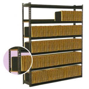 RiveTier File Shelving