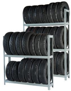 rivetier tire racks