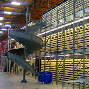 pacific shelving mulit level