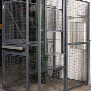 WireCrafters Driver Access Cage