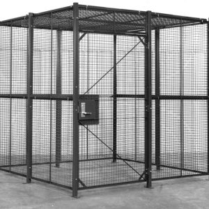 WireCrafters Temporary Prisoner Holding Cell