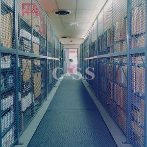 Wirecrafters Evidence Storage Enclosures Secured Storage