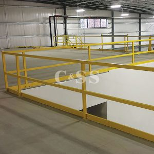 Wirecrafters Industrial Handrails