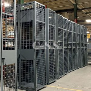 Wirecrafters TA 50-Military Storage Lockers