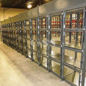 Wirecrafters Technician Locker System