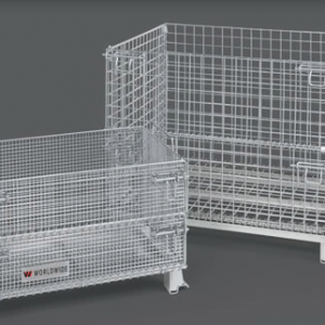WorldTrainer Collapsible Wire Baskets