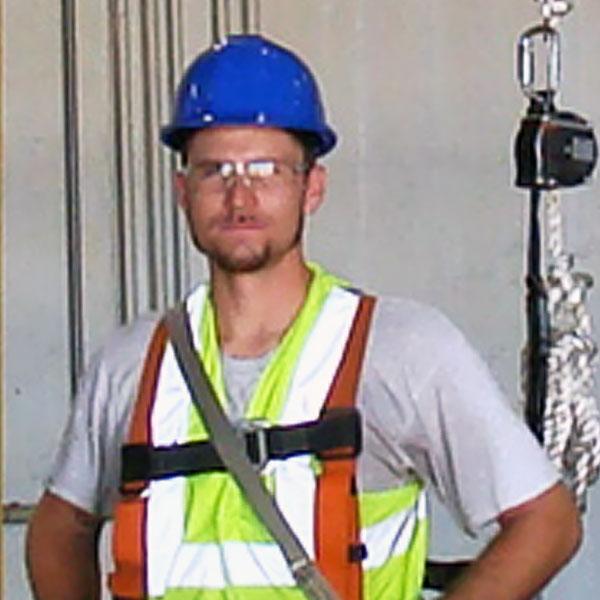 Pallet Storage Rack Installer Jeremy Keith