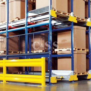 Earthquake Pallet Rack Has Strength Take Your Design To The Next Level