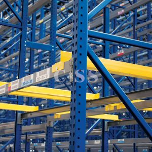 Teardrop Pallet Racking Is The Best For The Material Handling Industry