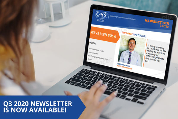 Q32020 Newsletter Is Now Available