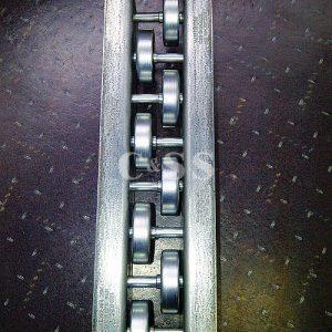 Heavy Duty Skate Wheel Pallet Flow Racking For Companies